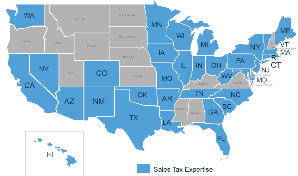 Sales Tax By State Map 2015.Sales Tax Expert Consultants Reverse Audit Company Offers Zero Risk